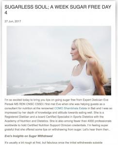 Eve Persak Press - Soul Sanctuaries June 2017