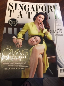 Eve Persak Press - Tatler December 2016