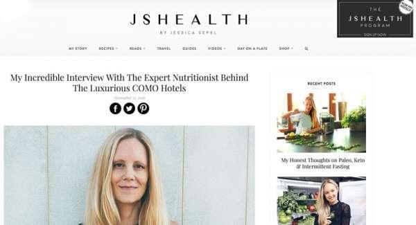 Eve Persak Press - JS Health November 2016