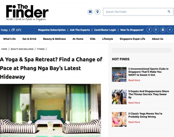 Eve Persak Press - The Finder May 2014