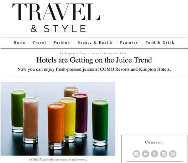 Eve Persak Press - Travel & Style January 2014