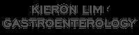 Kieron Lim Gastroenterology Logo - Eve Persak