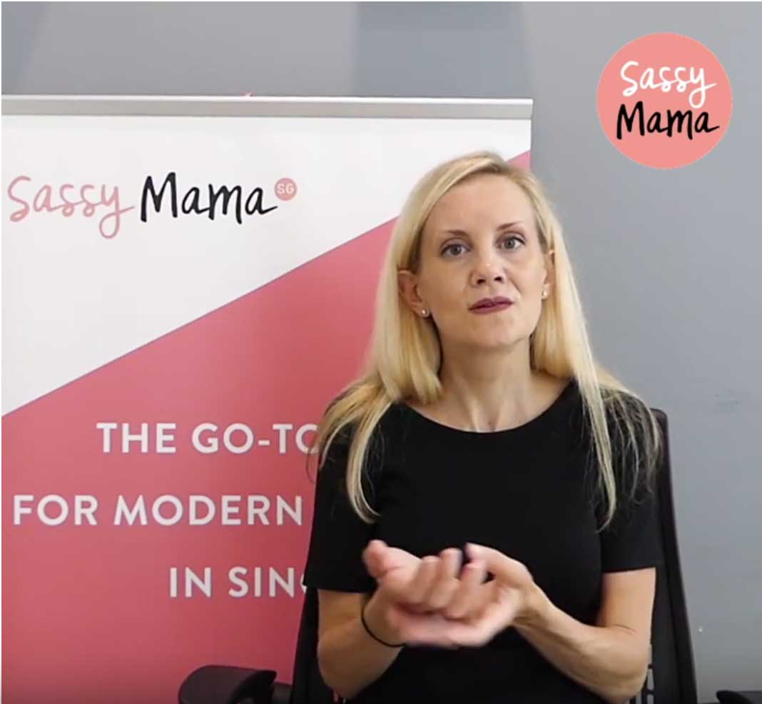 Sassy Mamas Allergy Video January 2019 - Eve Persak Press