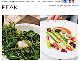 Eve Persak Press - The Peak Magazine July 2017